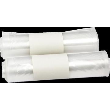 Moletowane worki do pakowania w rolce 200x6000 mm - zestaw 2x 200x6000