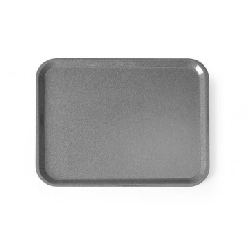 Taca do serwowania 330x430 mm ciemny granit