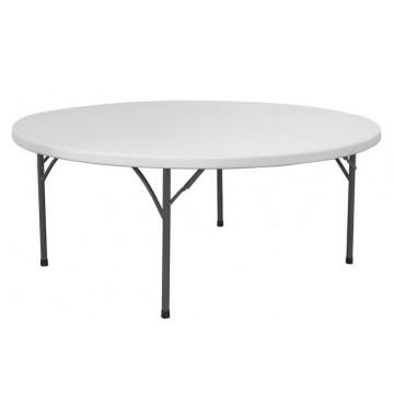 Stół cateringowy okrągły śr. 1800x(h)740 mm