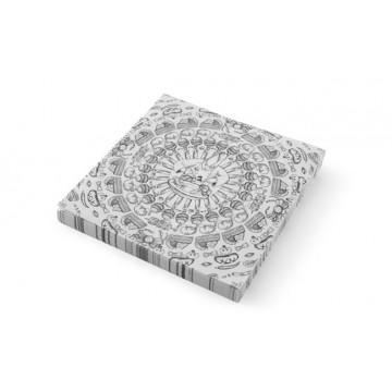 Papier pergaminowy (500 arkuszy), nadruk, 306x305