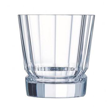 Szklanka niska Macasssar 320 ml zestaw 6 szt  [kpl 1 szt.]