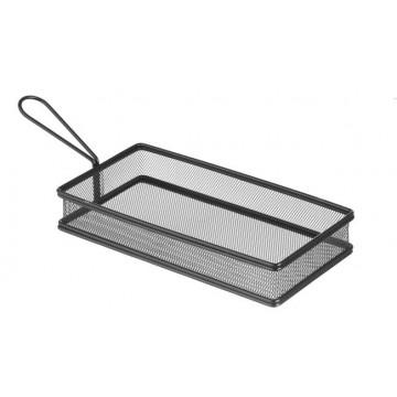 Koszyk miniaturowy do smażonych przekąsek 255x135x45