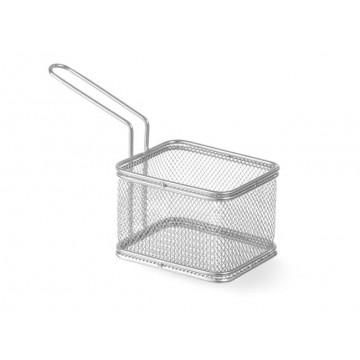 Koszyk miniaturowy do smażonych przekąsek 426456