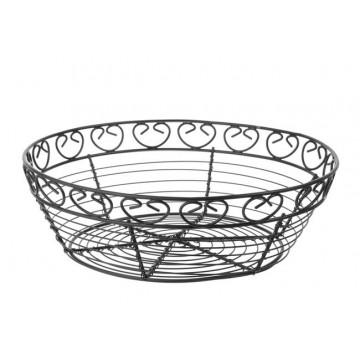 Koszyk Deco okrągły, śr. 250 mm