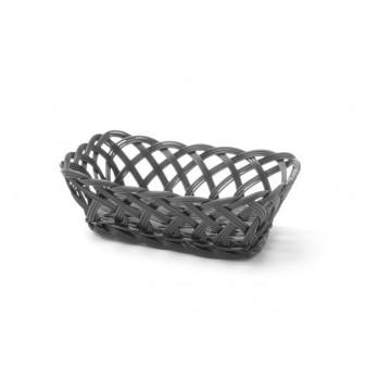 Koszyk pleciony, prostokątny, 225x150 mm