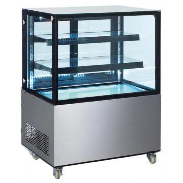 Witryna chłodnicza 2-półkowa 510 l