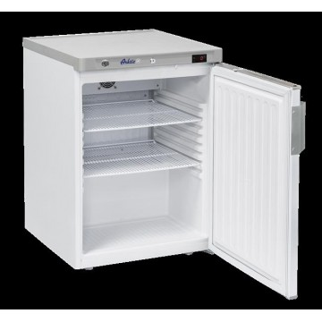 Szafy chłodnicze i mroźnicze Budget Line w obudowie ze stali malowanej na biało  400 L