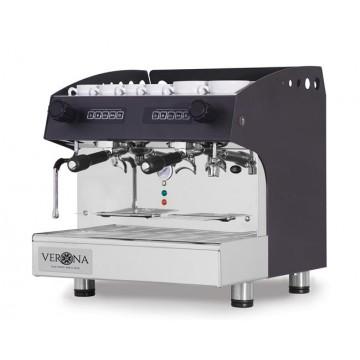 Ekspres do kawy JULIA Compact, 2-grupowy, automatyczny, czarny