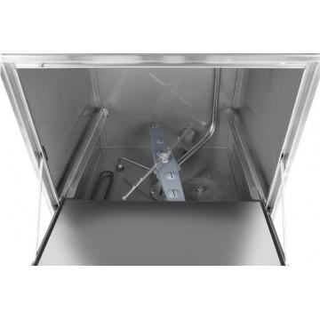 Zmywarka do naczyń 50x50 - sterowanie elektromechaniczne - 400 V z pompą spustową