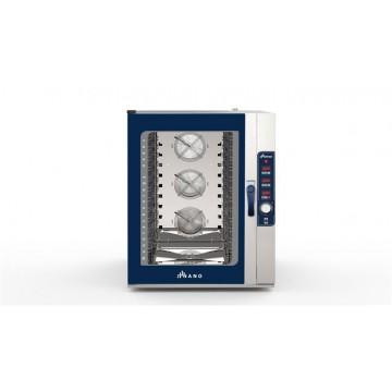 Piec konwekcyjno - parowy Nano Drive 12 x GN1/1 sterowany elektronicznie, z sondą