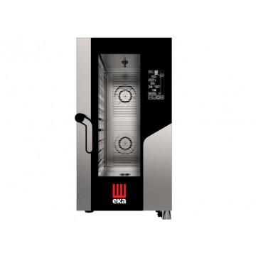 Piec konwekcyjno - parowy Black Mask COMPACT 10 x GN 1/1 elektryczny z bezpośrednim natryskiem...