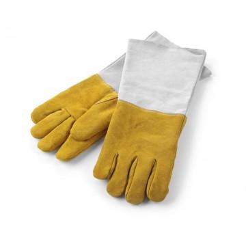 Rękawice ochronne skórzane