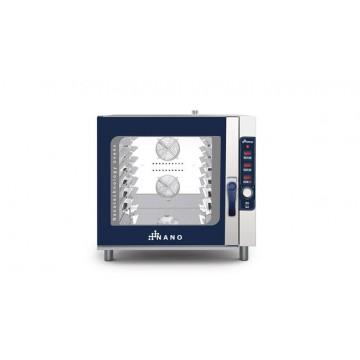 Piec konwekcyjno - parowy Nano Drive 6 x GN 2/1 sterowany elektronicznie