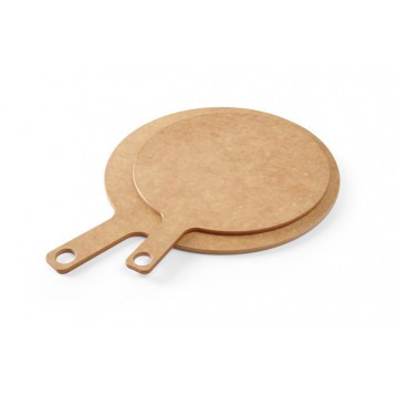 Deska do pizzy z uchwytem - śr. 254 mm, (H)6 mm