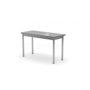 Stół roboczy centralny - skręcany, bez rantu, o wym.1000x700x850 mm