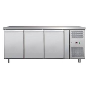 CNT 3DR Stół chłodniczy - 3 drzwi