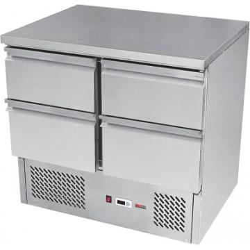 SZ 902 Stół chłodniczy czteroszufladowy