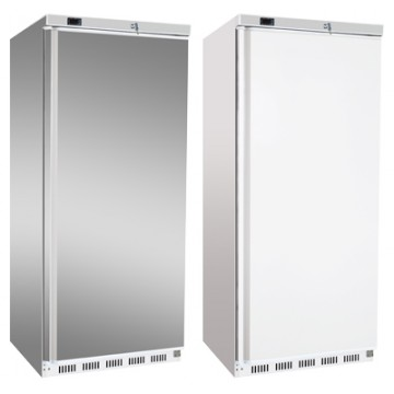 HR 600/G Szafa chłodnicza - 570 l drzwi przeszklone