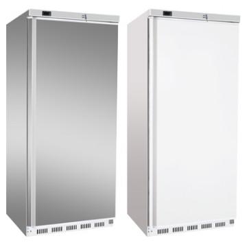 HR 600/S Szafa chłodnicza - 570 l nierdzewna