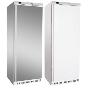 HR 400/S Szafa chłodnicza - 350 l nierdzewna