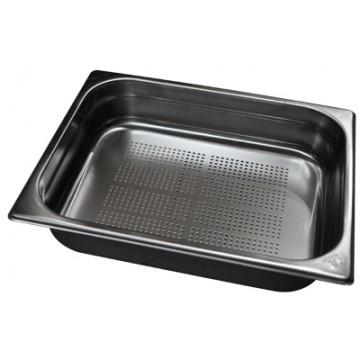 GND - 1/2-150 Pojemnik gastronomiczny GN 1/2 perforowany