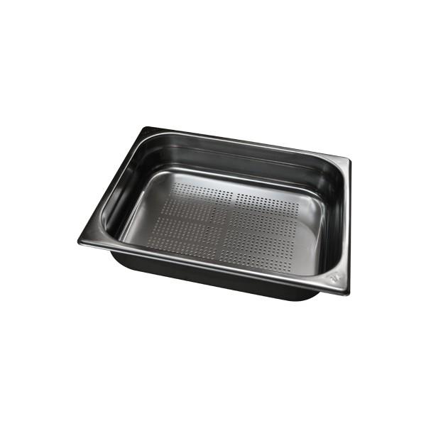 GND - 1/2-40 Pojemnik gastronomiczny GN 1/2 perforowany