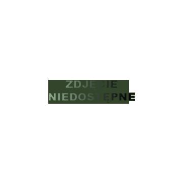 GNPC - 1/4-65 Pojemnik gastronomiczny GN zczarnego poliwęglanu