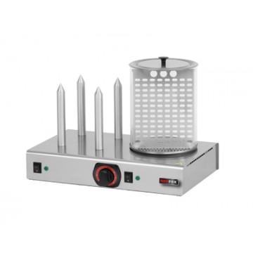 HD - 4N Hot-dog z pojemnikiem podgrzewanym