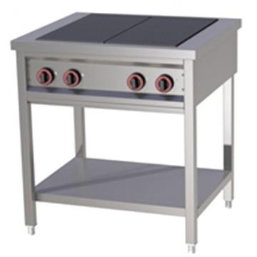 SPF 80 E Kuchnia elektryczna wolnostojąca