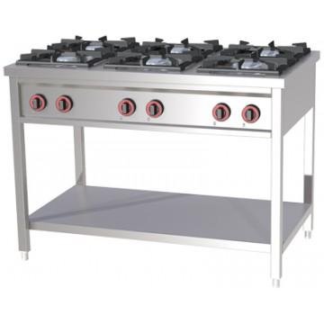 SPF 120 G Kuchnia gazowa wolnostojąca