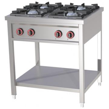 SPF 80 G Kuchnia gazowa wolnostojąca