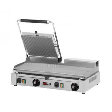 PD - 2020 MSP Grill kontaktowy podwójny pół na pół