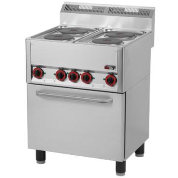 SPT 60 ELS Kuchnia elektryczna z piekarnikiem