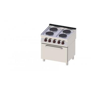 SPT 70/80 21 E Kuchnia elektryczna z piekarnikiem