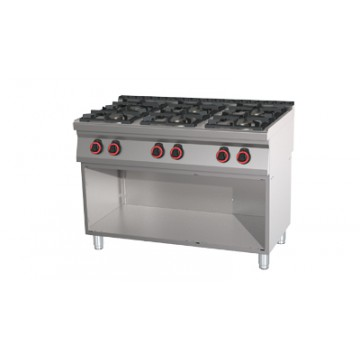 SPB 70/120 G Kuchnia gazowa