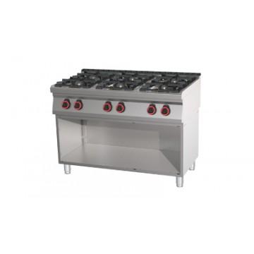SP 70/80 G Kuchnia gazowa