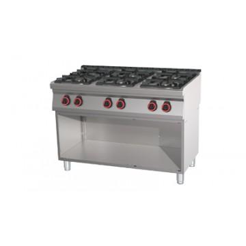 SPB 70/80 G Kuchnia gazowa