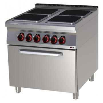 SPQT 90/80 - 21 E Kuchnia elektryczna z piekarnikiem