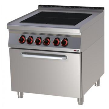 SPLT 90/80 - 21 E Kuchnia elektryczna z piekarnikiem