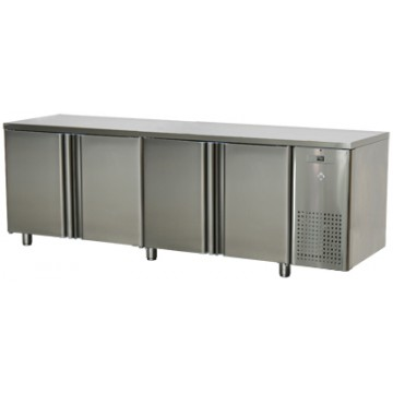 SCH - 4D/N Stół chłodniczy czterodrzwiowy