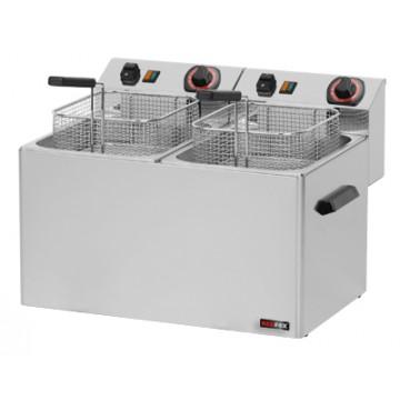 FE - 77 Frytownica elektryczna 8 + 8 l