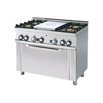 TPFM4 - 610 GEM Kuchnia żeliwna