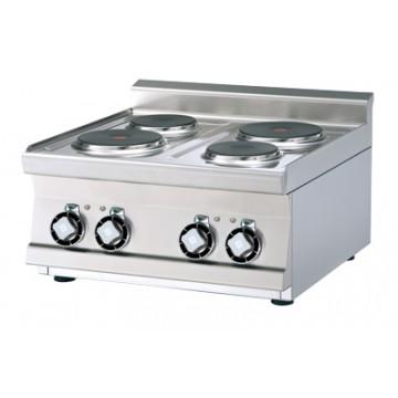 PCT - 66 ET  Kuchnia elektryczna