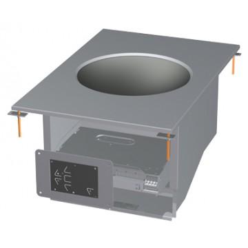 PCIWD - 64 ET Kuchnia stołowa indukcyjna WOK