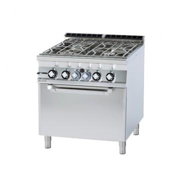 CFA4 - 78 GP Kuchnia wodna gazowa z piekarnikiem