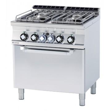 CF4 - 78 G/P Kuchnia gazowa zpiekarnikiem