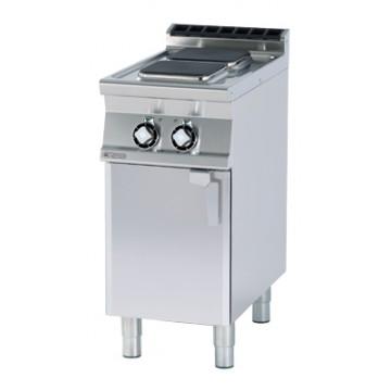 PCQ - 78 ET Kuchnia elektryczna zszafką