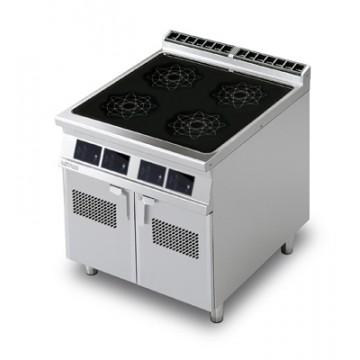 PCI - 98 ETD Kuchnia indukcyjna zszafką