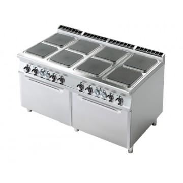 CFQ8 - 916 ET Kuchnia elektryczna zpiekarnikiem