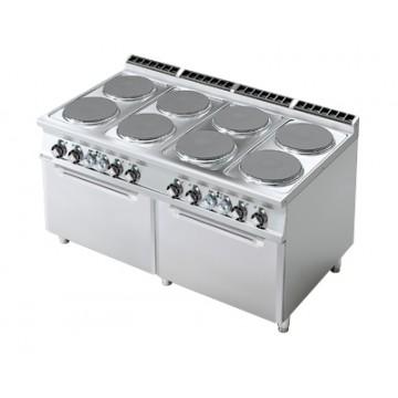 CF8 - 916 ET Kuchnia elektryczna zpiekarnikiem